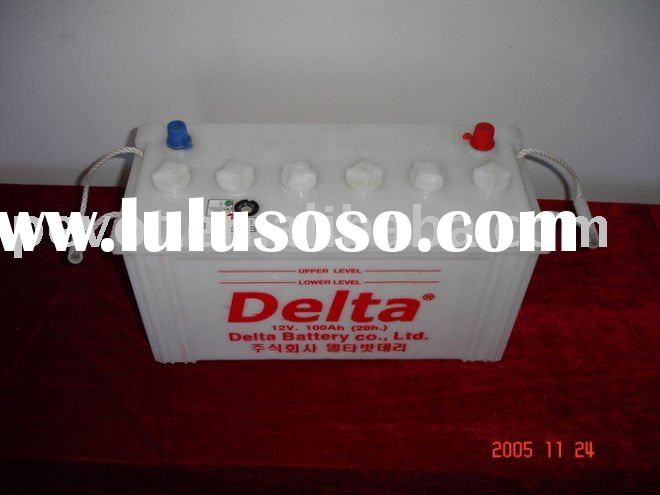 Automotive battery (12N100Ah)