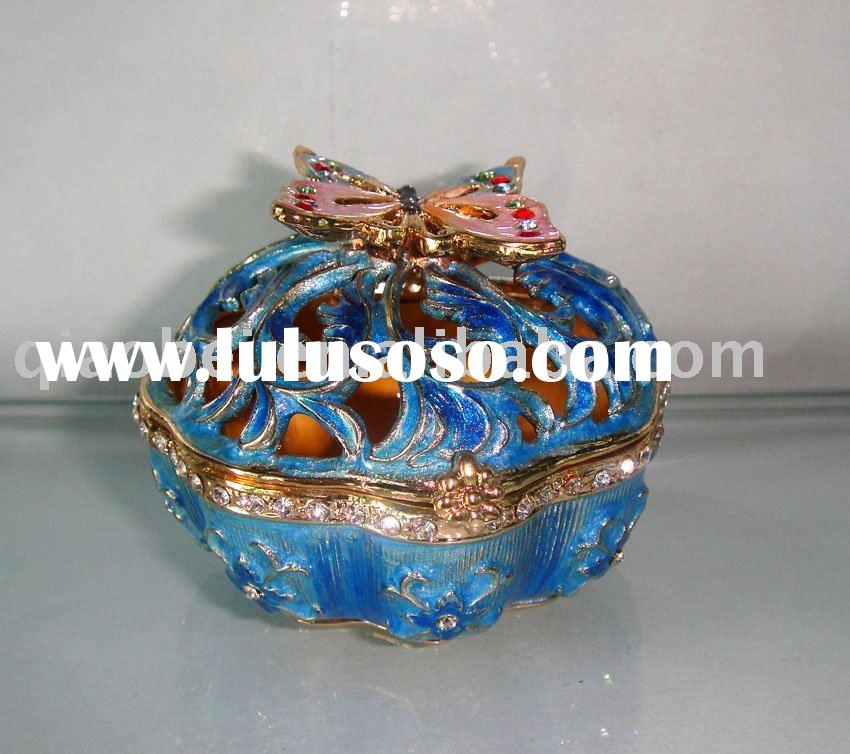 Butterfly Jewelry Box Hardware