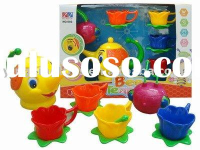 Children toy tea set