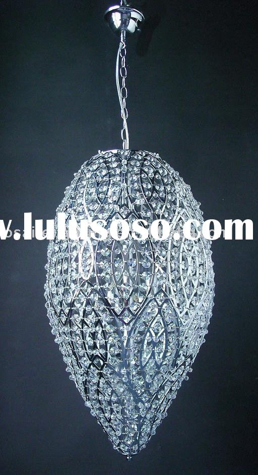 Decorative hanging pendant light 6126-6A