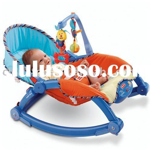 Fisher-Price Newborn-To-Toddler Rocker/ baby bouncer