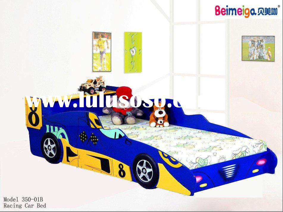Kids Racing Car Bedroom Furniture 350B#