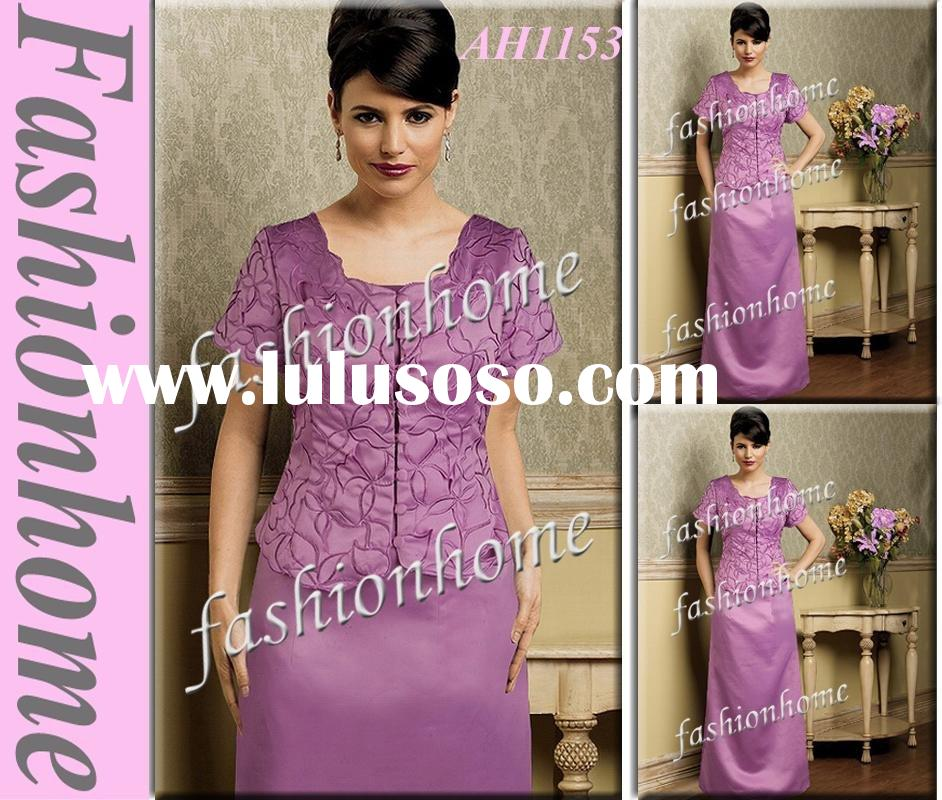 Ladies skirt suits, Mother of bridal dress, mother outfit, Two-piece dress AH1153