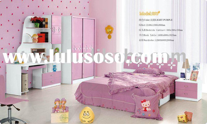 Modern style: Teenager's bedroom furniture set (LCB-893)