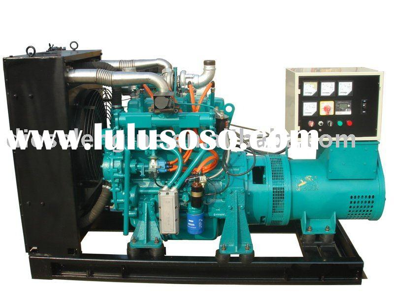NATURAL GAS GENERATOR SET  WATER-COOLED,TURBOCHARGED, ELECTRONIC SPEED CONTROL