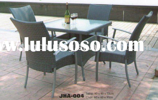 Outdoor Rattan Dining-table