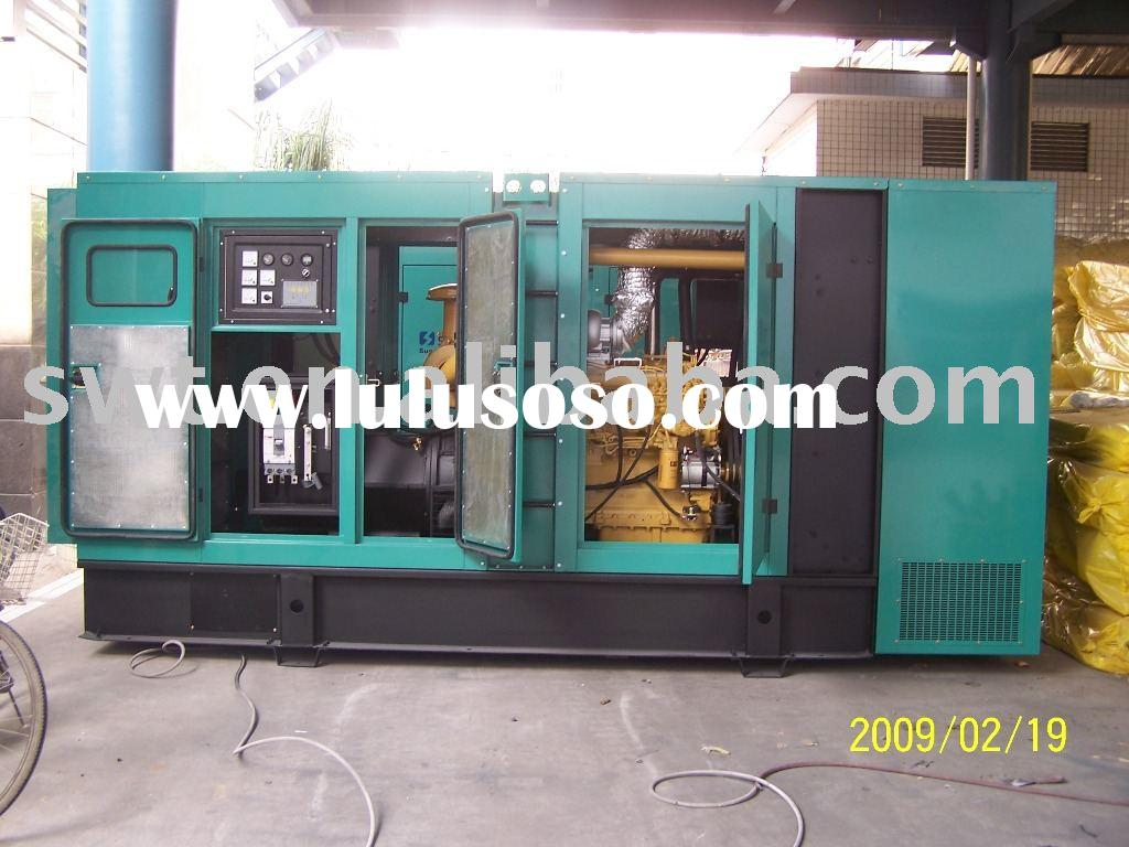 SWT 50Hz Caterpillar Diesel Generator Set
