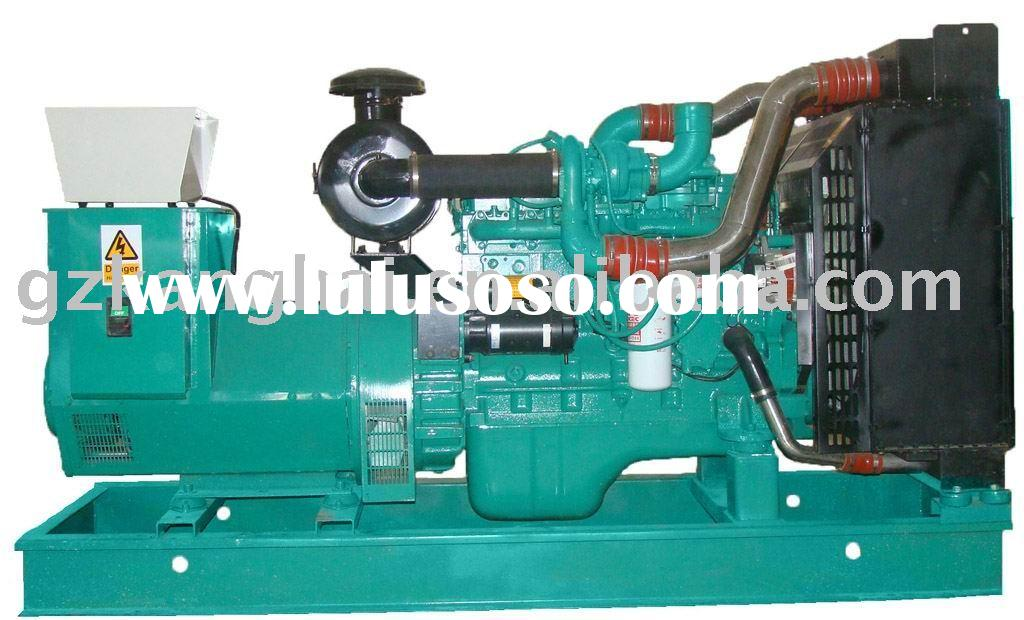 cummins genset set 250KVA/generator price list/diesel turbine generator