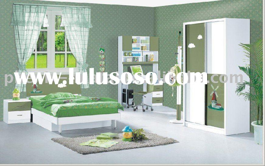 hot sale modern bedroom furniture set