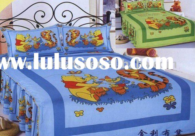 kids cotton bedding set