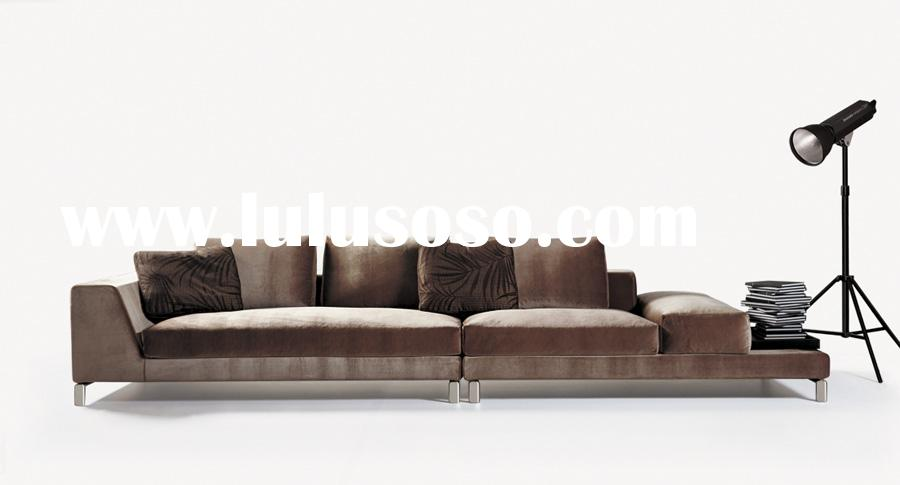 modern, leisure, leather, fabric sofa HY101-2908.
