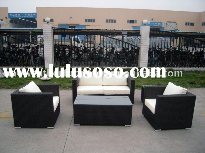 soft garden sofa set