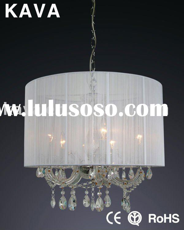 top quality modern crystal pendant light