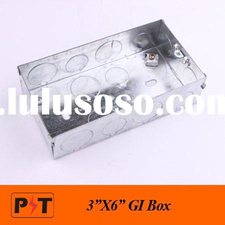 Electric Switch and Socket Box