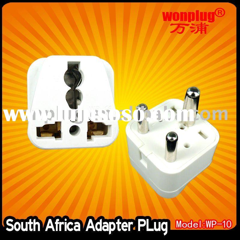 Hot South Africa & India plug Adapter for traveling