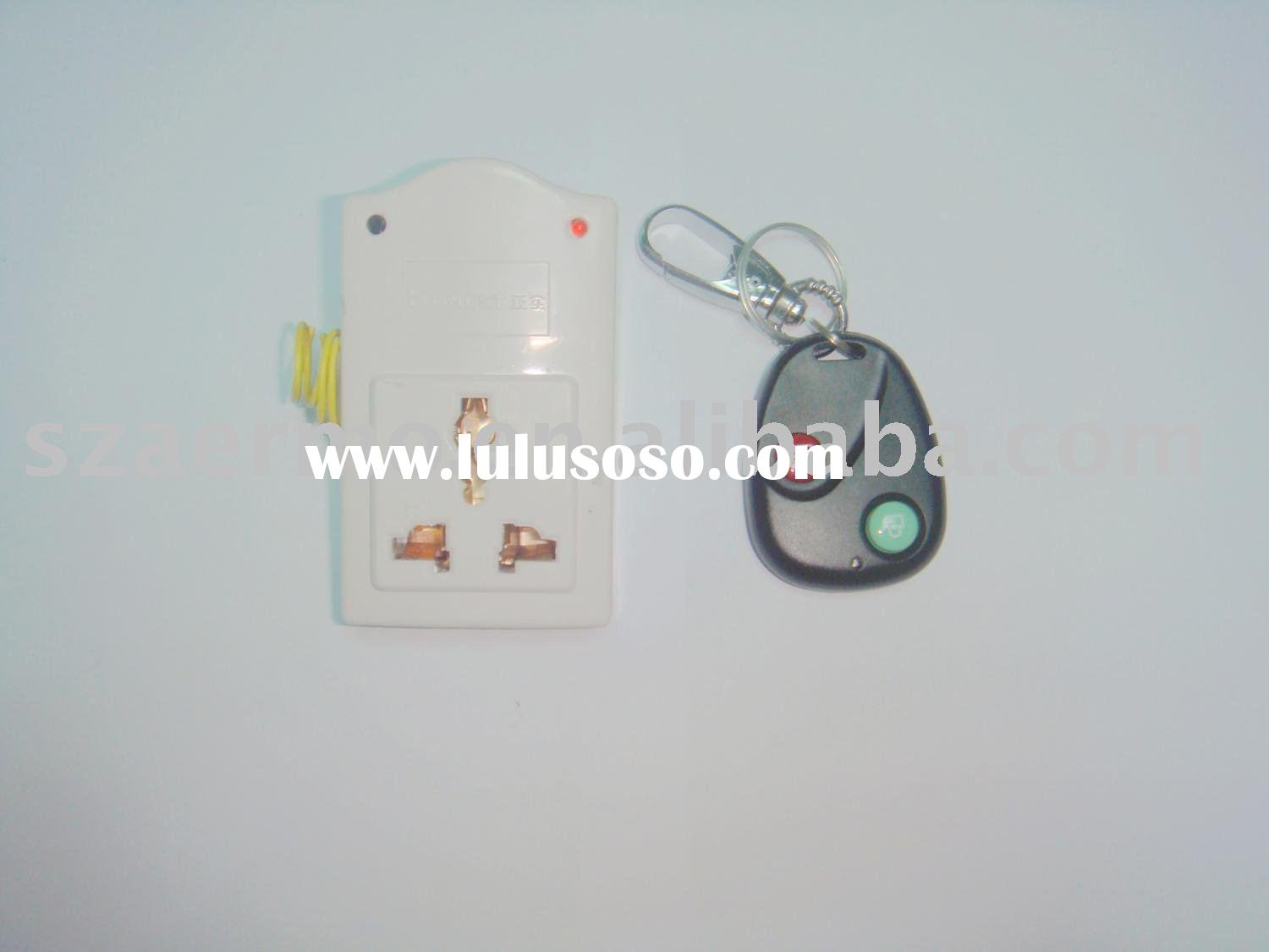 Remote control switch,remote control switch,remote control socket,remote plug