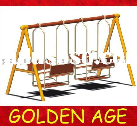 Swing Set Children Swing Swing Set, Children Swing. Material: LLDPE,galvanized pipeDifferent colors ...