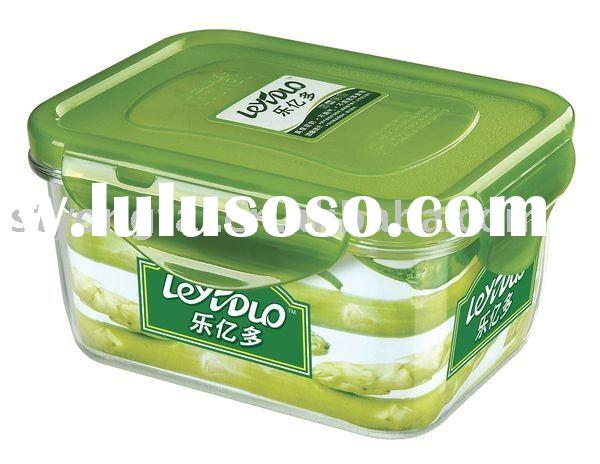 food storage container lock