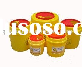 plastic sharps containers
