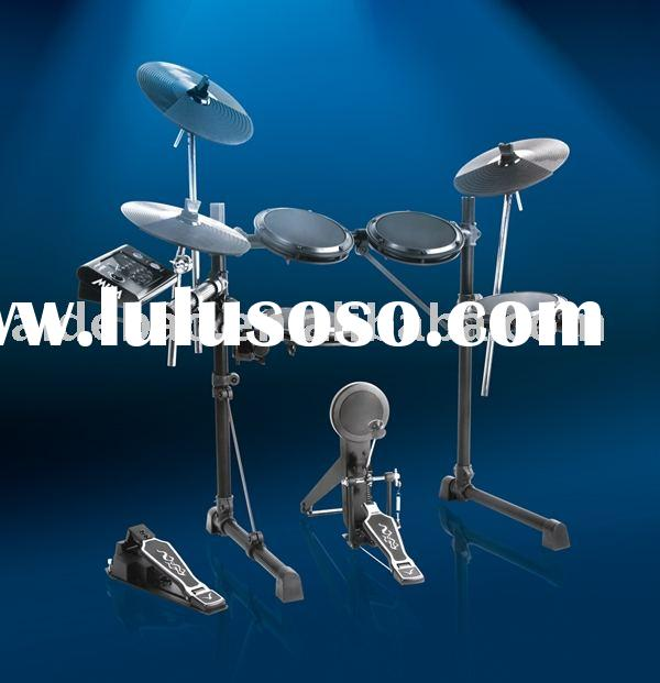 how to stop electronic drum bass through floor