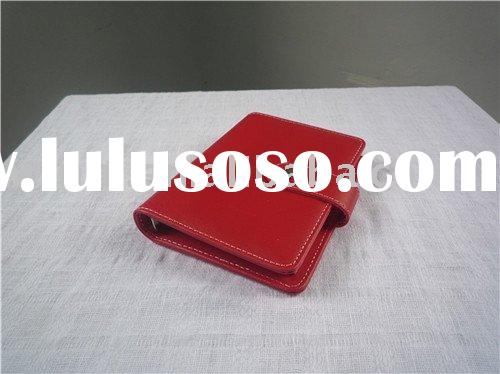 2011  NEW leather case for notebook