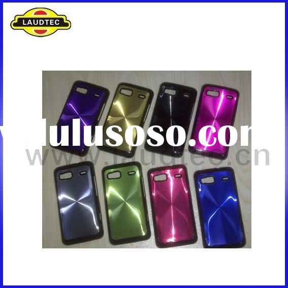 Aluminium Hard Back Case Cover for HTC Desire Z