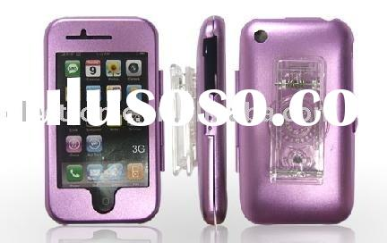 Aluminum metal case for iphone 3G