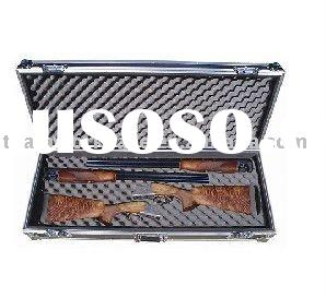 Aluminum rifle case
