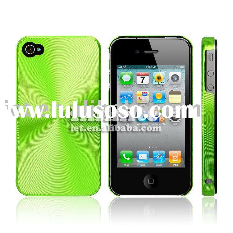 Supply Aluminum case for iphone4g mobile phone/environmental green products