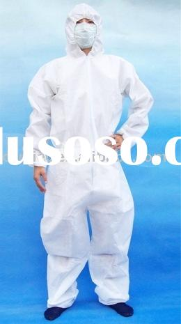 lat CoatSurgical CoatSurgical CapPE Shoe Cover/Non Woven Face Mask /Surgical Gown