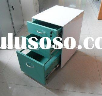 3 Drawers Pedestal Cabinet