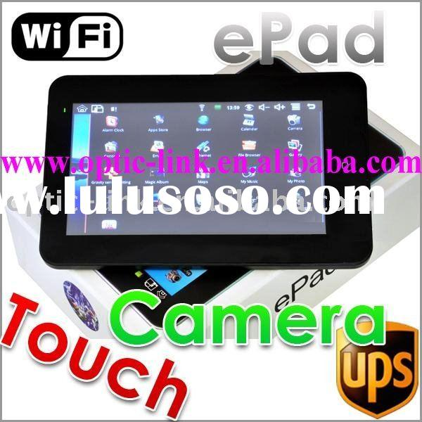 7 inch mini laptop Google android Tablet PC MID Epad E-book WEBCAM
