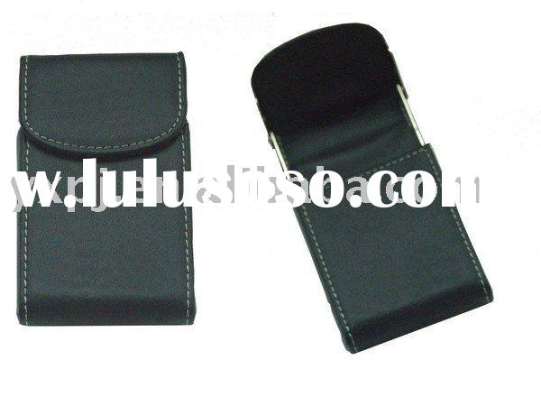 CH007 camera  leather card holder
