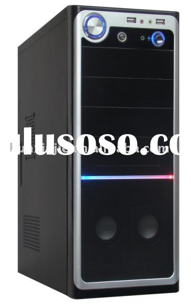 Multimedia Computer Pc ATX Case with power supply (C1806A)