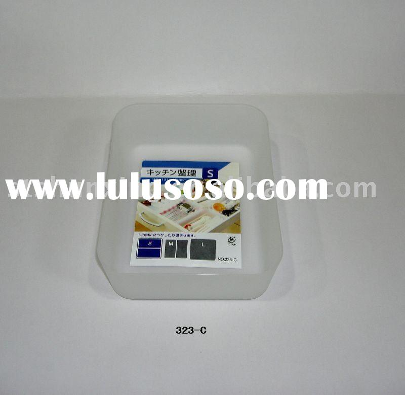 PP plastic storage box