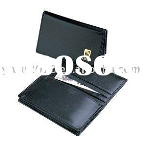 Promotion Desk&Office gift,Promotional Business Card Holders,Leather Card Holder