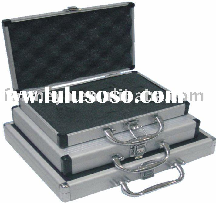 aluminum tool kit boxes and case set