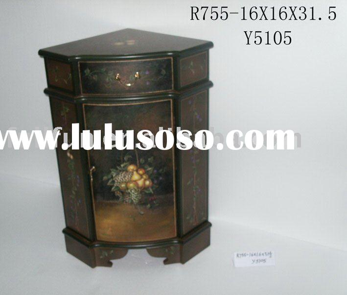 antique furniture cabinet