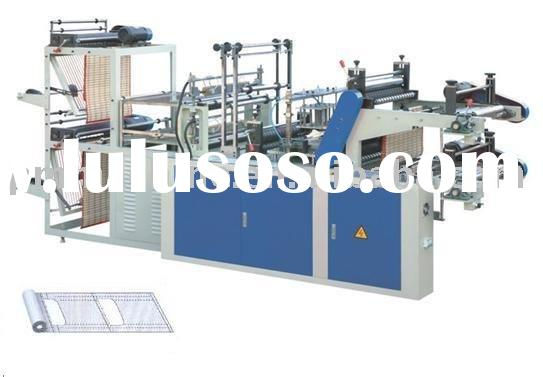 bag cutting sealing machine