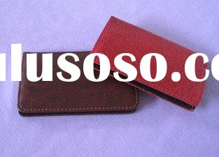 popular Leather business card holder