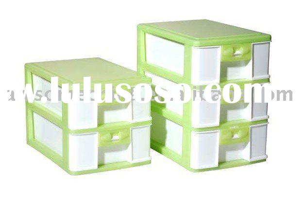 small Plastic cabinet ,plastic storage  drawer ,3-5 layers/drawers