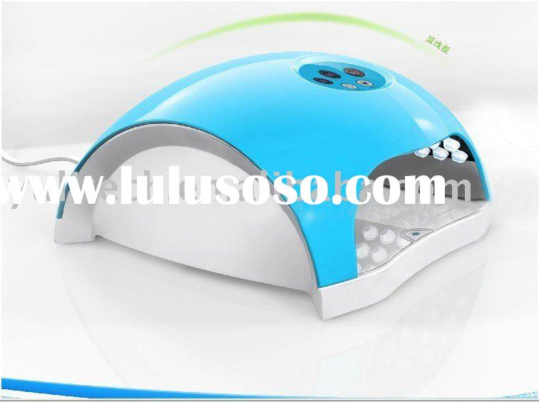 2011 Beauty and fashion uv gel nail curing lamp light dryer