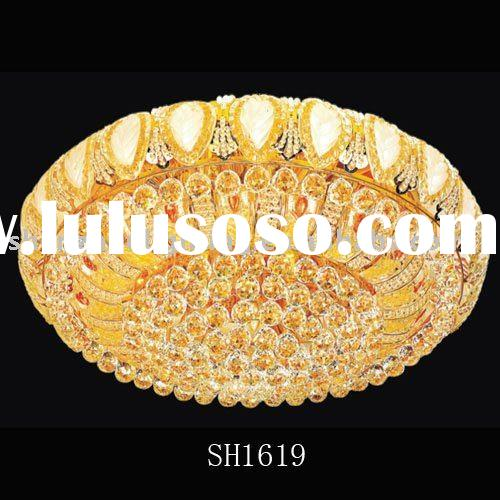2011 hot crystal ceiling lamp