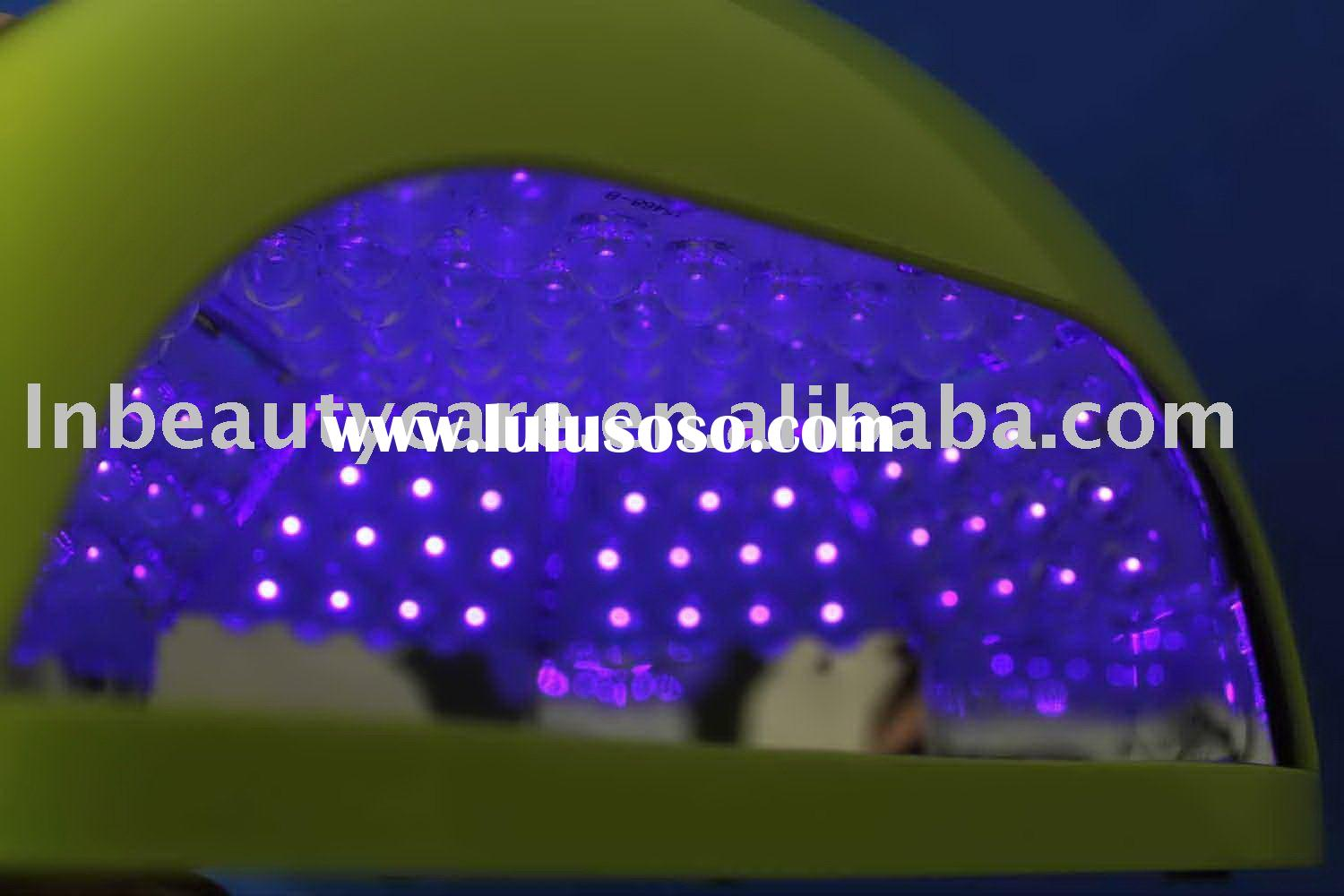 9W LED nail uv lamp & nail curing uv lamp
