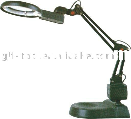 Murano Glass Table Lamps Mantra M0382 Acantolight Table Lamp – Desk Lamps with Magnifying Glass