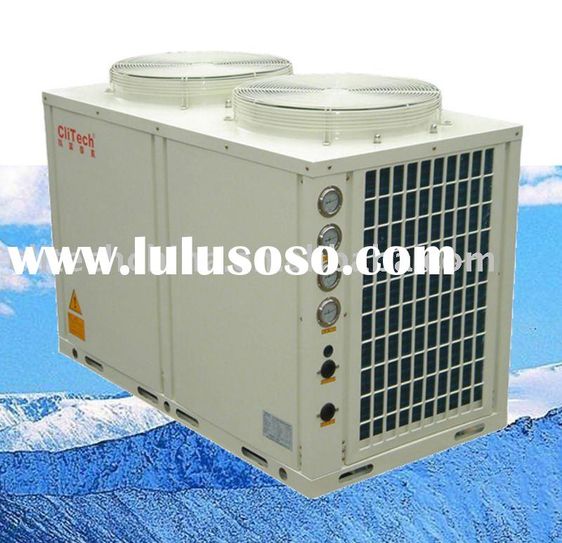 Electric heat pump water heater