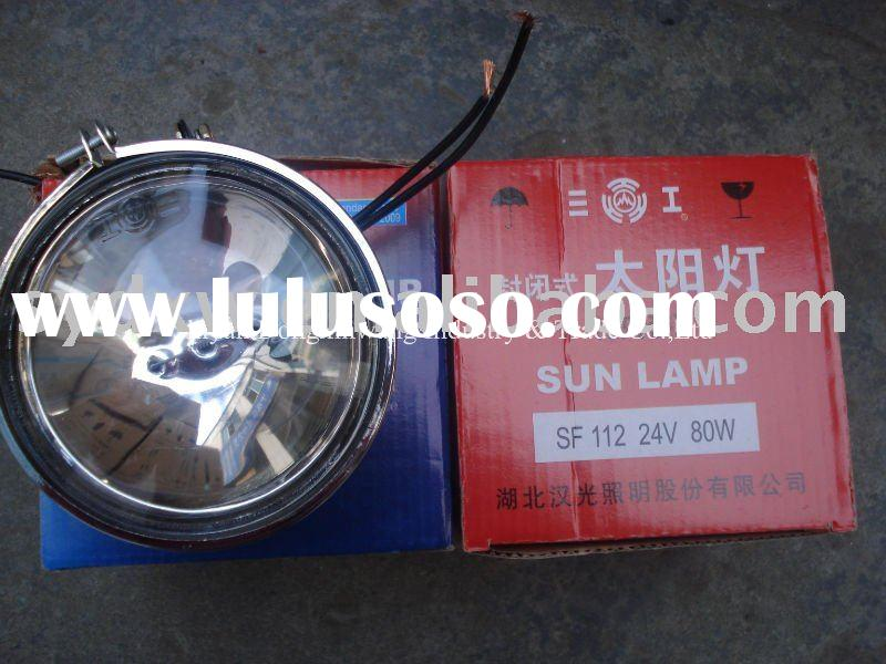 Electrical parts sun lamp sf112 24v