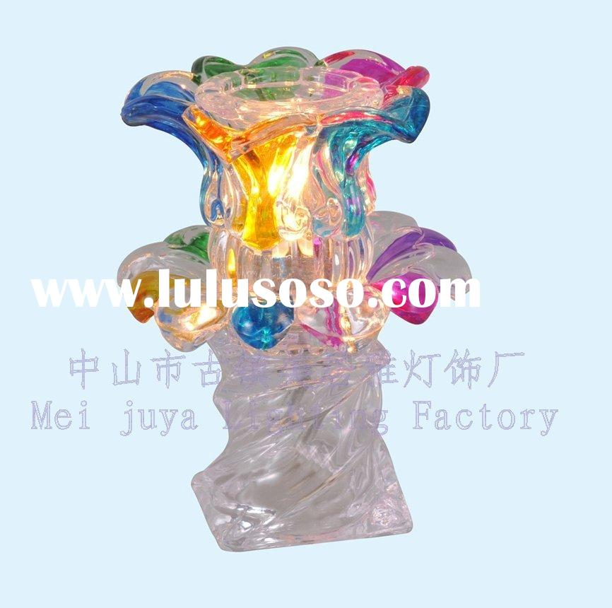 Fragrance Lamp/oil burner/aroma lamp/glass fragrance lamp