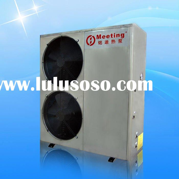 Heat pump heater