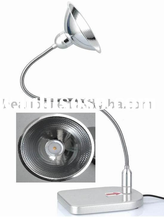desk lamp icon. LED desk lamp 1*3w with touch
